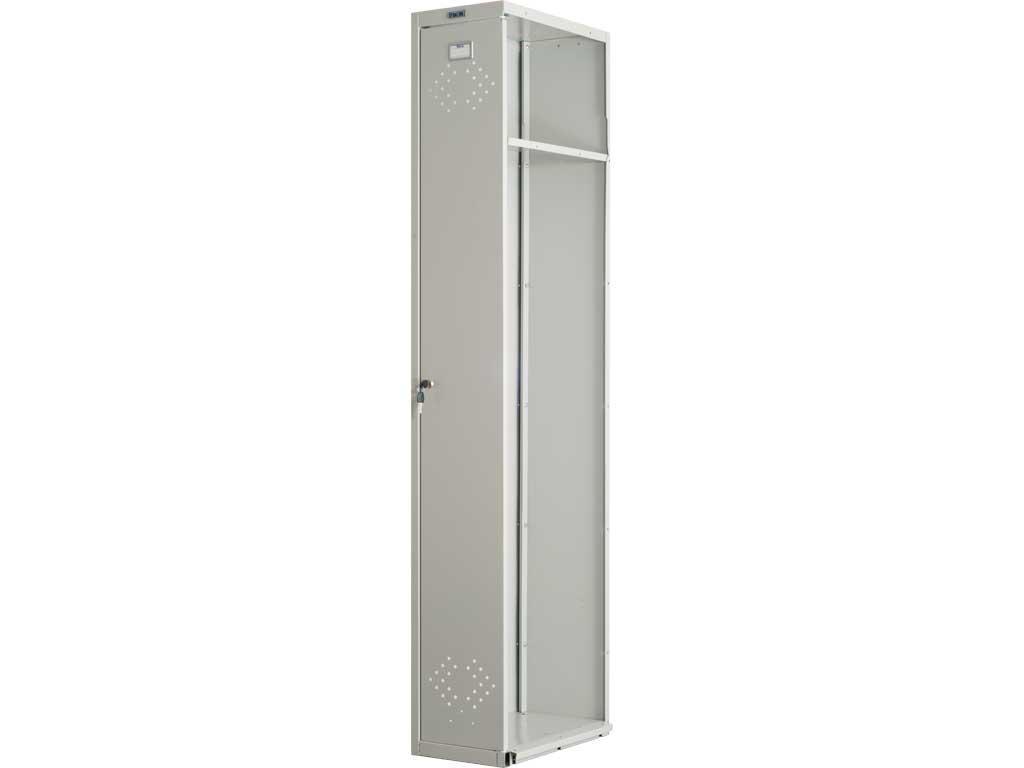 Шкаф для одежды ПРАКТИК LS-001 (приставная секция)