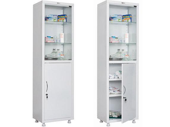 Медицинский шкаф HILFE МД 1 1657/SG, фото 2