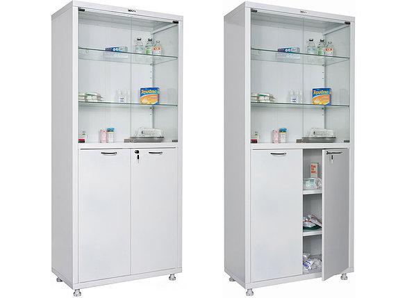 Медицинский шкаф HILFE МД 2 1780/SG, фото 2