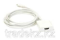 Kабель-переходник PowerPlant USB Type C - HDMI female, 1.8m