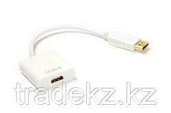 Видeo кабель PowerPlant DisplayPort - HDMI, 0.15m, 1.4V