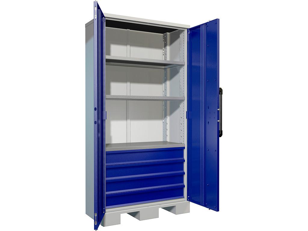 Шкаф инструментальный AMH TC-003040