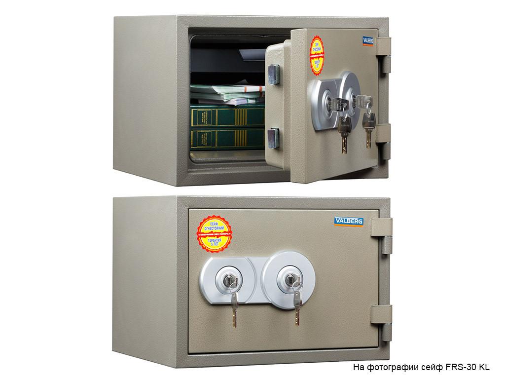 Сейф огнестойкий VALBERG FRS-36 KL