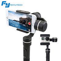 Feiyu-Tech SPG. Трехосевой стабилизатор для экшн-камер/смартфонов