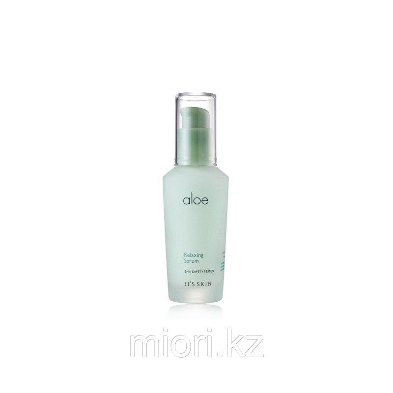 Расслабляющая сыворотка с алоэ вера It's Skin Aloe Relaxing Serum
