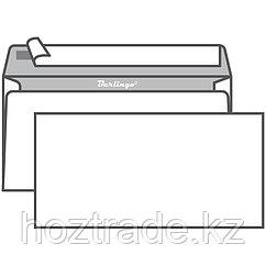 Конверт Е65 110*220 мм, без окна, без подсказа, Ряжская печатная фабрика