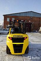 Дизельный погрузчик Hyundai, 5 тн, 50D-9SA, новый, фото 2