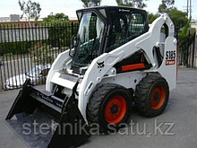 Аренда мини-погрузчика Bobcat S185