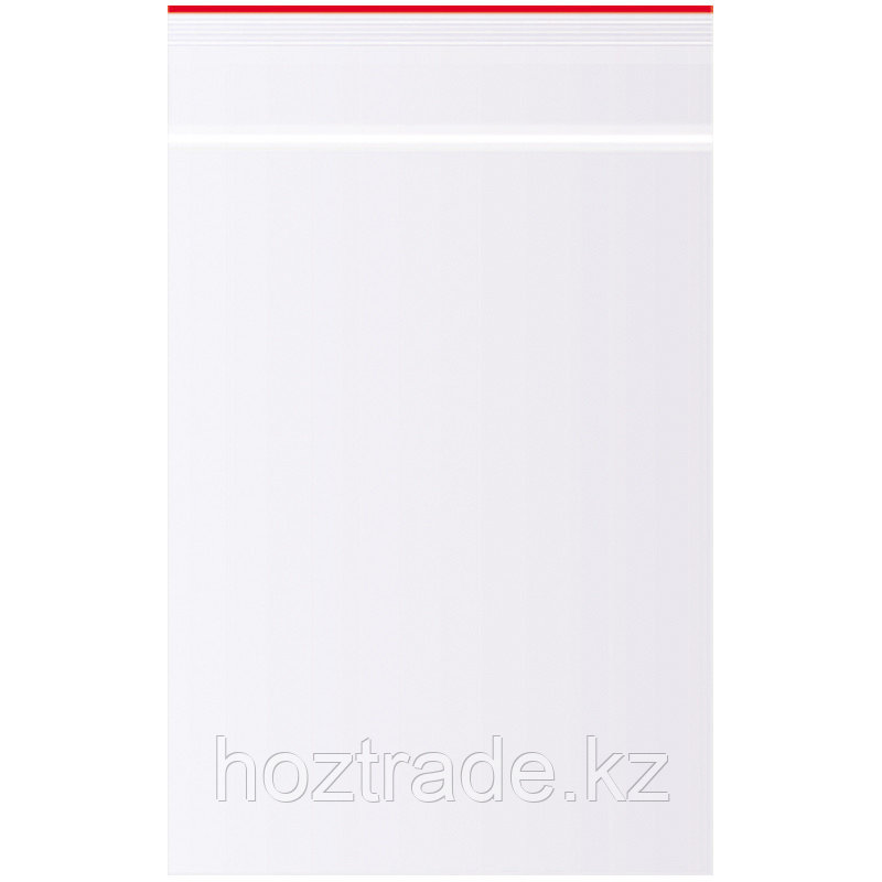 """Пакет с замком """"Zip Lock"""" Aviora 8*12 см 34,3 мкм (100 шт) - фото 1"""