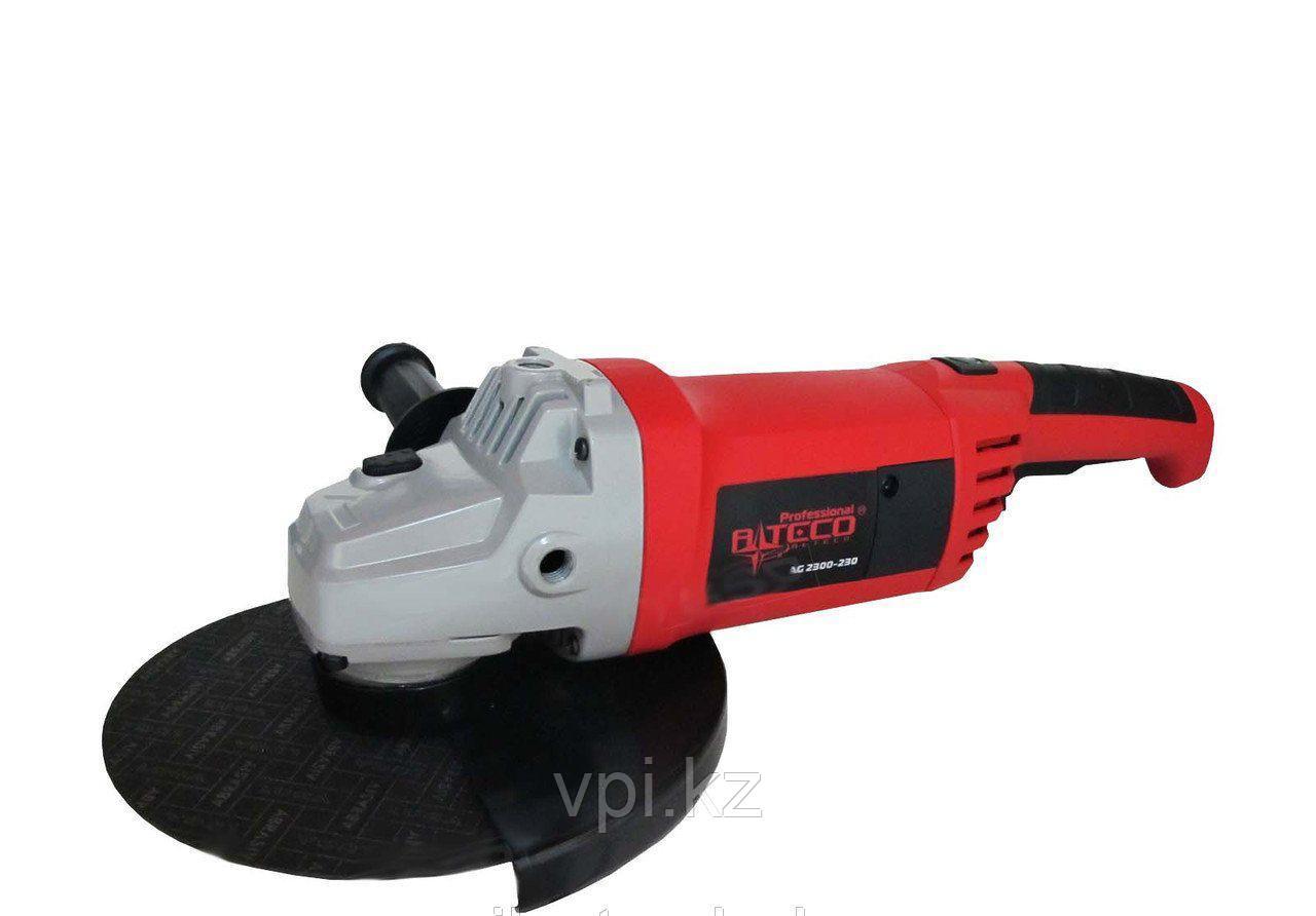 Угловая шлифовальная машина AG2300-230 ALTECO