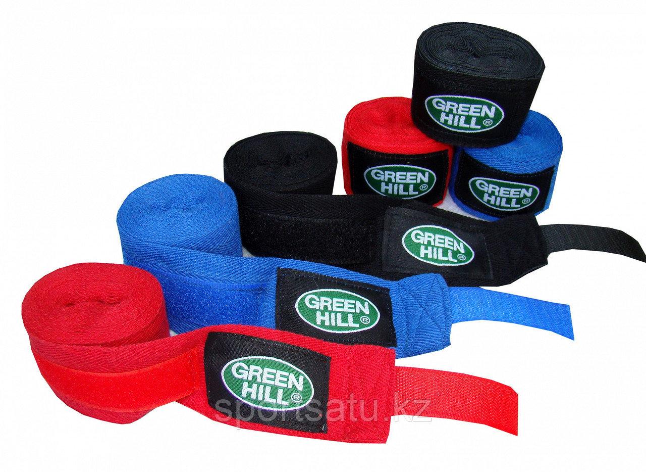 Боксерские бинты Green Hill