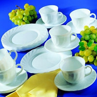 Посуда Luminarc Trianon White 40 предметов, фото 1