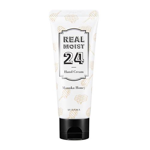 Интенсивный увлажняющий крем для рук Real Moist 24 (Manuka Honey)