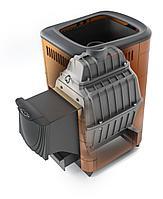 Банная печь Тунгуска Cast (дрова/ уголь), фото 1