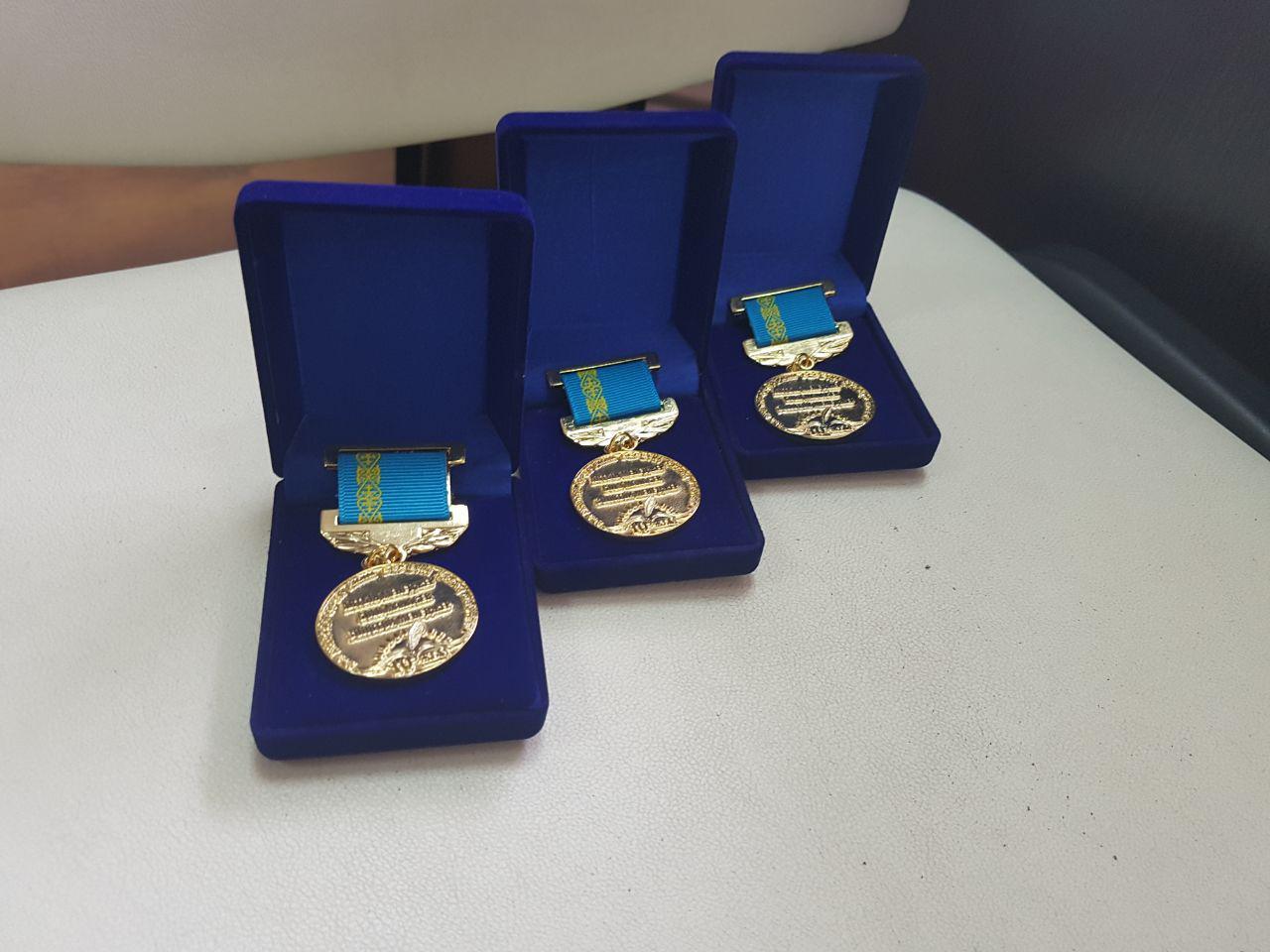 Изготовление медалей для награждений