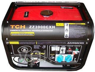 Генератор бензиновый ZZ3900 TCH