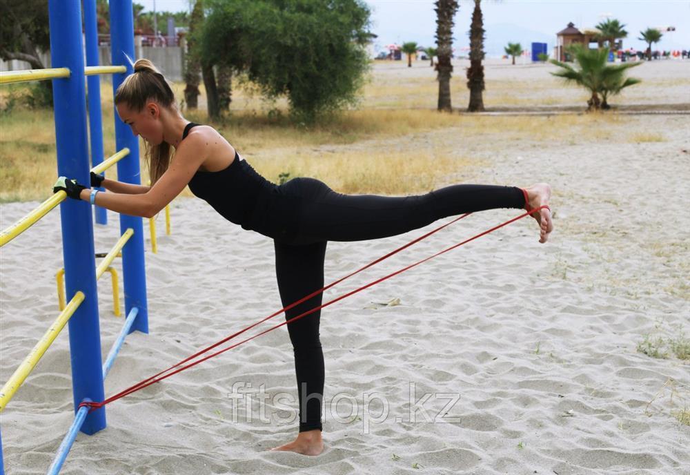 Резиновая лента для фитнеса Power Band в ассортименте - фото 2