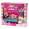 Барби Комната Вечер у телевизора Barbie