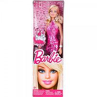 Кукла Барби Сияние моды в розовом платье Barbie