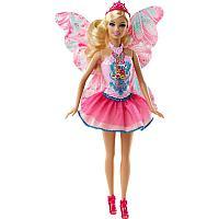 Кукла Барби Фея в розовом платье Barbie, фото 1