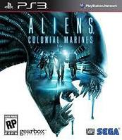 Aliens Colonial Marines ( PS3 )