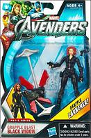 Avengers Black Widow Marvel, Hasbro Фигурка Мстители Черная Вдова, 15 см