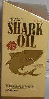 Shark Oil-Ночной крем для лица на основе масла акулы