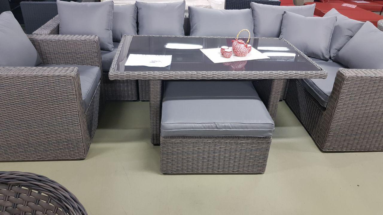 Диван-стол