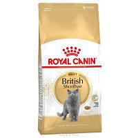 ROYAL CANIN British Shorthair 34, Роял Канин корм для Британцев, уп. 2кг