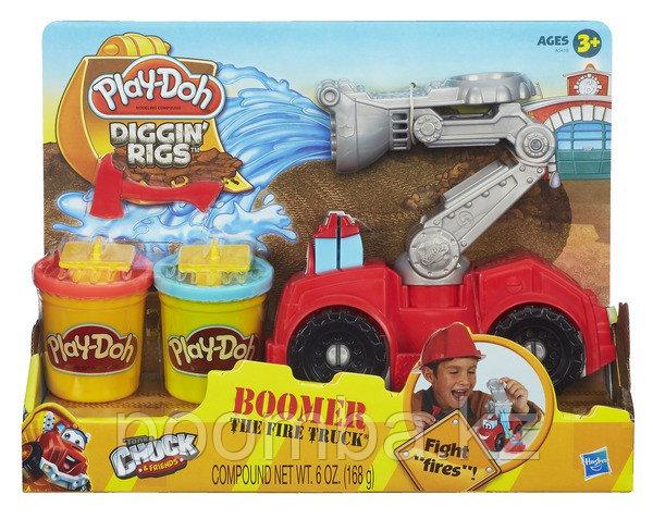 "Набор пластилина Play-Doh ""Бумер: Пожарная машина"""