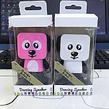 """Беспроводная Bluetooth колонка """"Dancing dog"""", Танцующая собака, фото 5"""