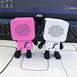 """Беспроводная Bluetooth колонка """"Dancing dog"""", Танцующая собака, фото 6"""