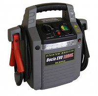 BOCIA EVO 12-24V - портативный бустер, пусковой ток 4000 А/ 2000 А, 12-24 B, 2х22 А*ч Spin 03.015.04 (Италия)