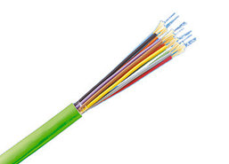 Оптический кабель R314466 Breakout Cable I-V(ZN)HH, OM2, 4-fibers, 2000м.