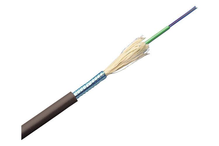 Оптический кабель R304096 Central Loose Tube Cable I/A-DQ(ZN=B)H, OM1, 12-fibers, 2000м.