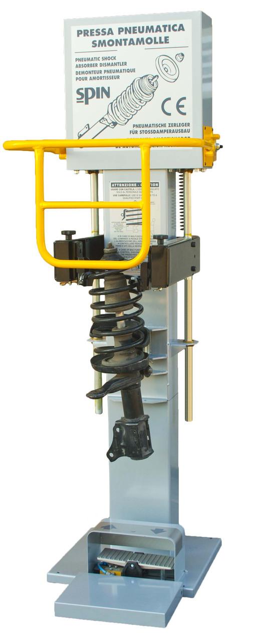 KOMPACT 3000 PRO - пресс для стяжки пружин Spin 03.031.30 (Италия)
