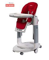 Детский стульчик для кормления Peg-Perego Tatamia Follow Me Fragola