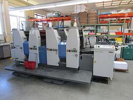 Ryobi 524HXX б/у 2000 г. - 4-красочная печатная линия