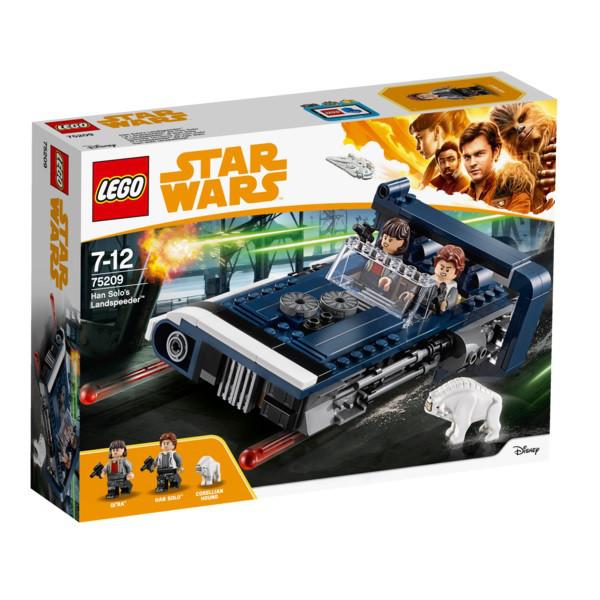 75209 Lego Star Wars Спидер Хана Cоло, Лего Звездные войны