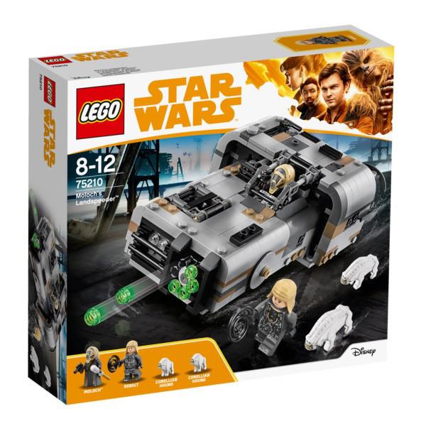 75210 Lego Star Wars Спидер Молоха, Лего Звездные войны