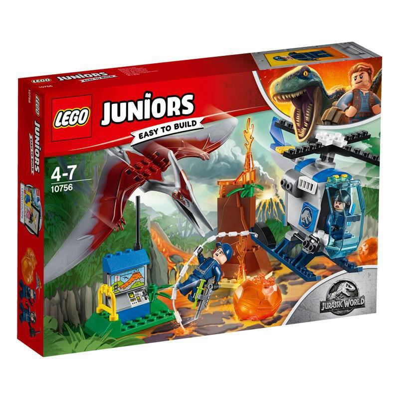 10756 Lego Juniors Побег птеранодона, Лего Джуниорс