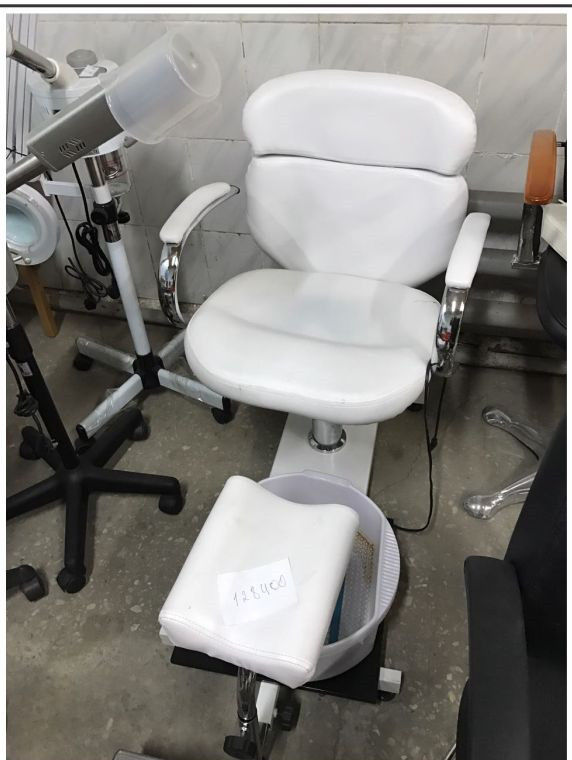 Кресло педикюрное TS-1606