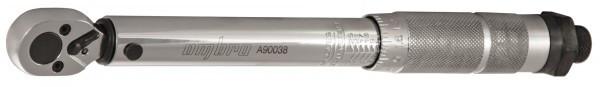 """Ключ динамометрический 1/4""""DR, 5-25 Нм OMBRA A90038"""