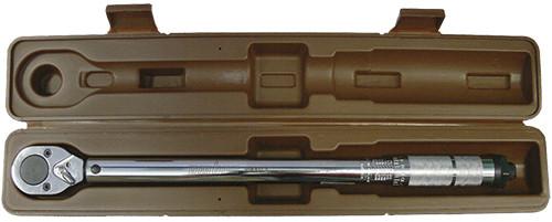 """Ключ динамометрический 3/8""""DR, 10-110 Нм OMBRA A90039"""