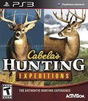 Cabela's Hunting Expeditions ( PS3 )