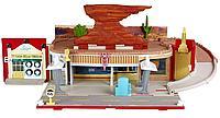 Cars 2 Mattel Radiator Springs Playtown PlaySet Игровой набор Город Радиатор Спрингс