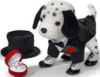 Chi Chi Love Wedding Friend, Simba Toys Интерактивная Собачка Свадебный друг