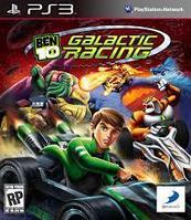 Ben 10 Galactic Racing ( PS3 )