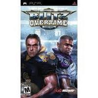 Blitz Overtime ( PSP )