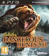 Dangerous Hunts 2013 ( PS3 )